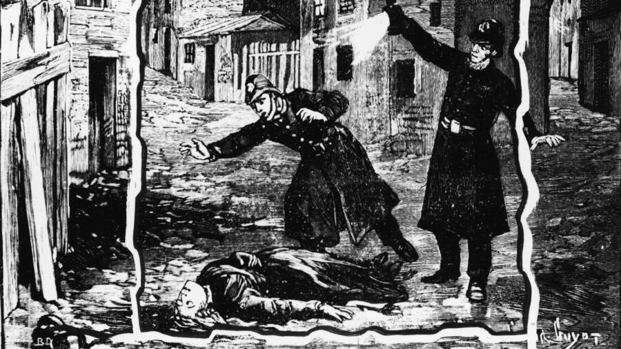 One of Jack the Ripper's Victims