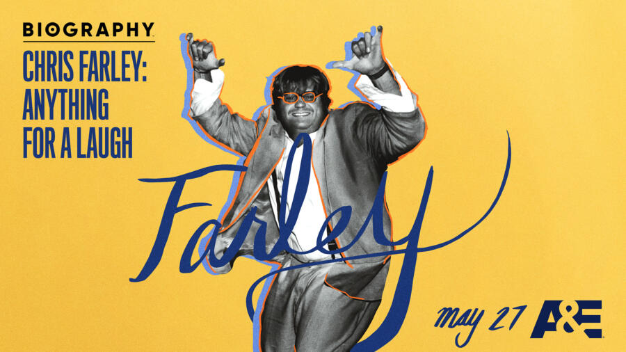 Biography Presents Chris Farley: Anything for a Laugh