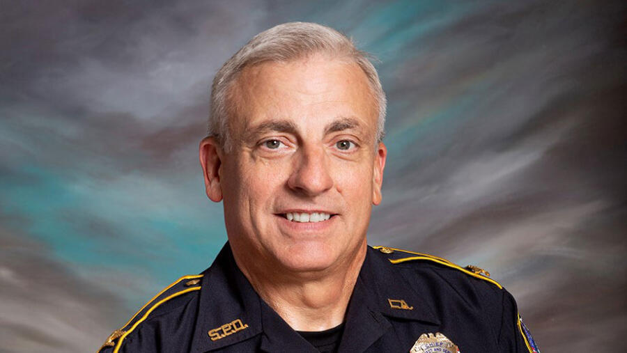 Chief Randy Fandal of the Slidell Police Department