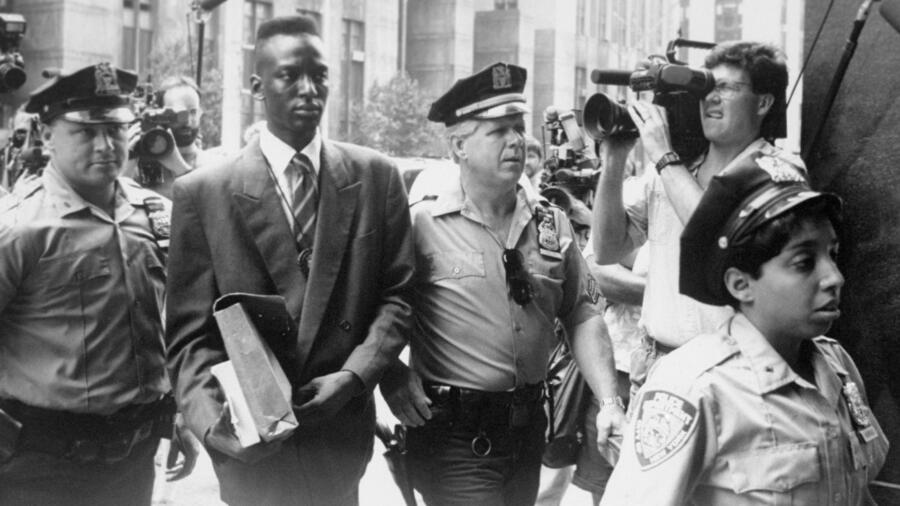 Yusef Salaam of the Central Park Five