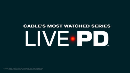 "A&E's ""Live PD"" Returns for Season 4 on 9/20 and ""Live Rescue"" Returns on 9/23 With New Host Matt Iseman"