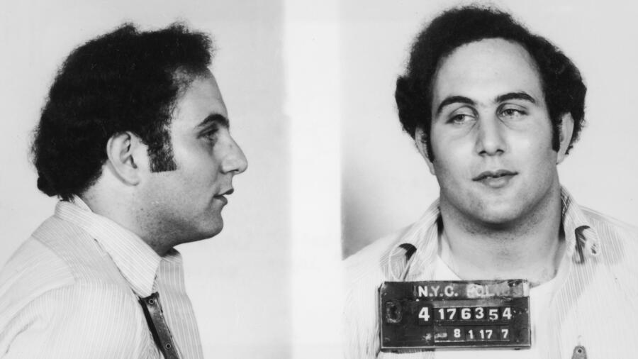 Son of Sam David Berkowitz
