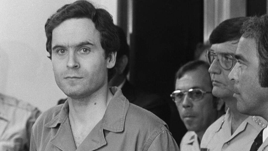 ted bundy and his girlfriend