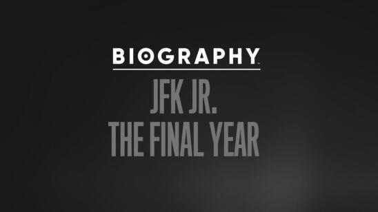Biography: JFK Jr. The Final Year