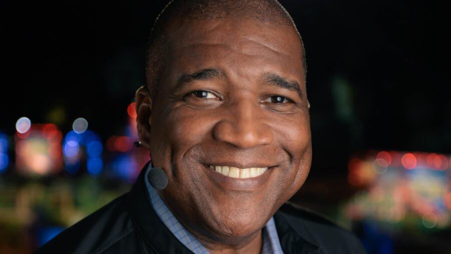 Curt Menefee from America's Top Dog on A&E