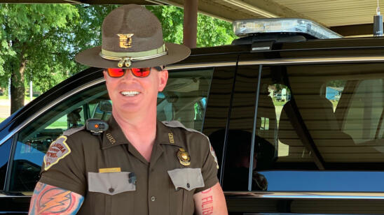 Trooper Russell Callicoat of 'Live PD' on What His Job Means to Him
