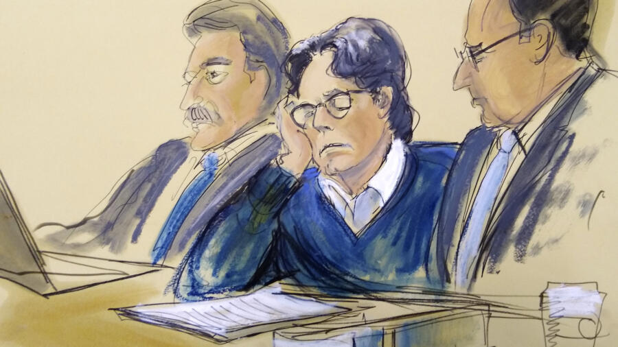 Keith Raniere, leader of the NXIVM cult