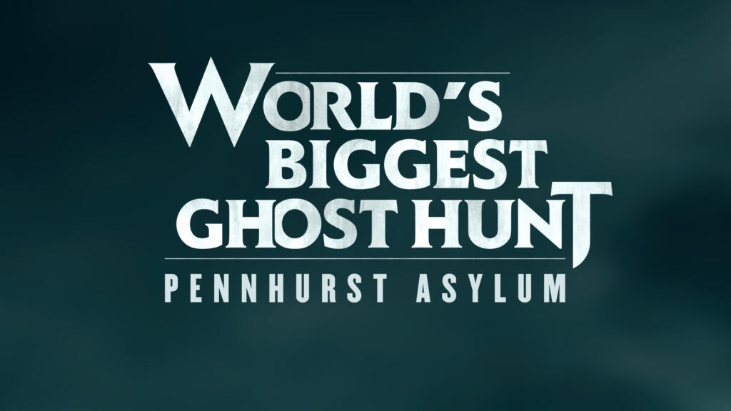 A&E Premieres New Two-Hour Special 'World's Biggest Ghost Hunt: Pennhurst Asylum' on October 30 at 8PM ET/PT