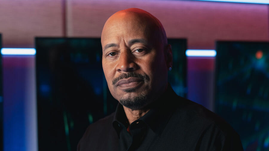 Tom Morris Jr., host of Live PD: Wanted
