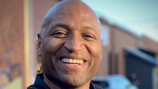 Officer Darrell Ross on His Path to the Tulsa Police Department