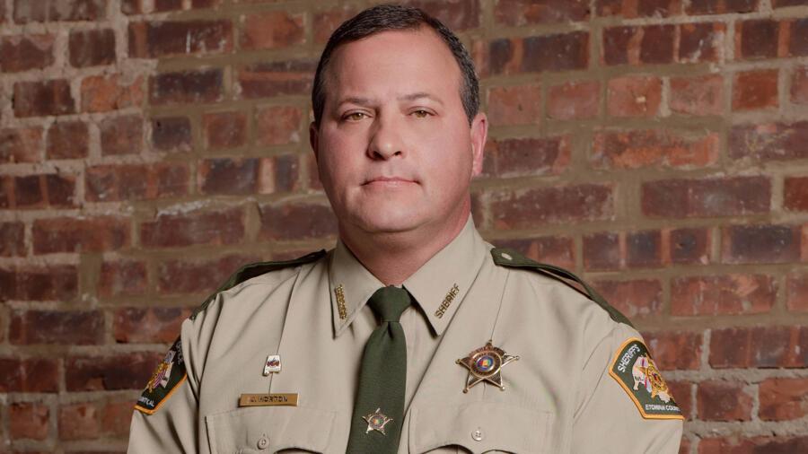 Sheriff Horton from 60 Days In Season 6
