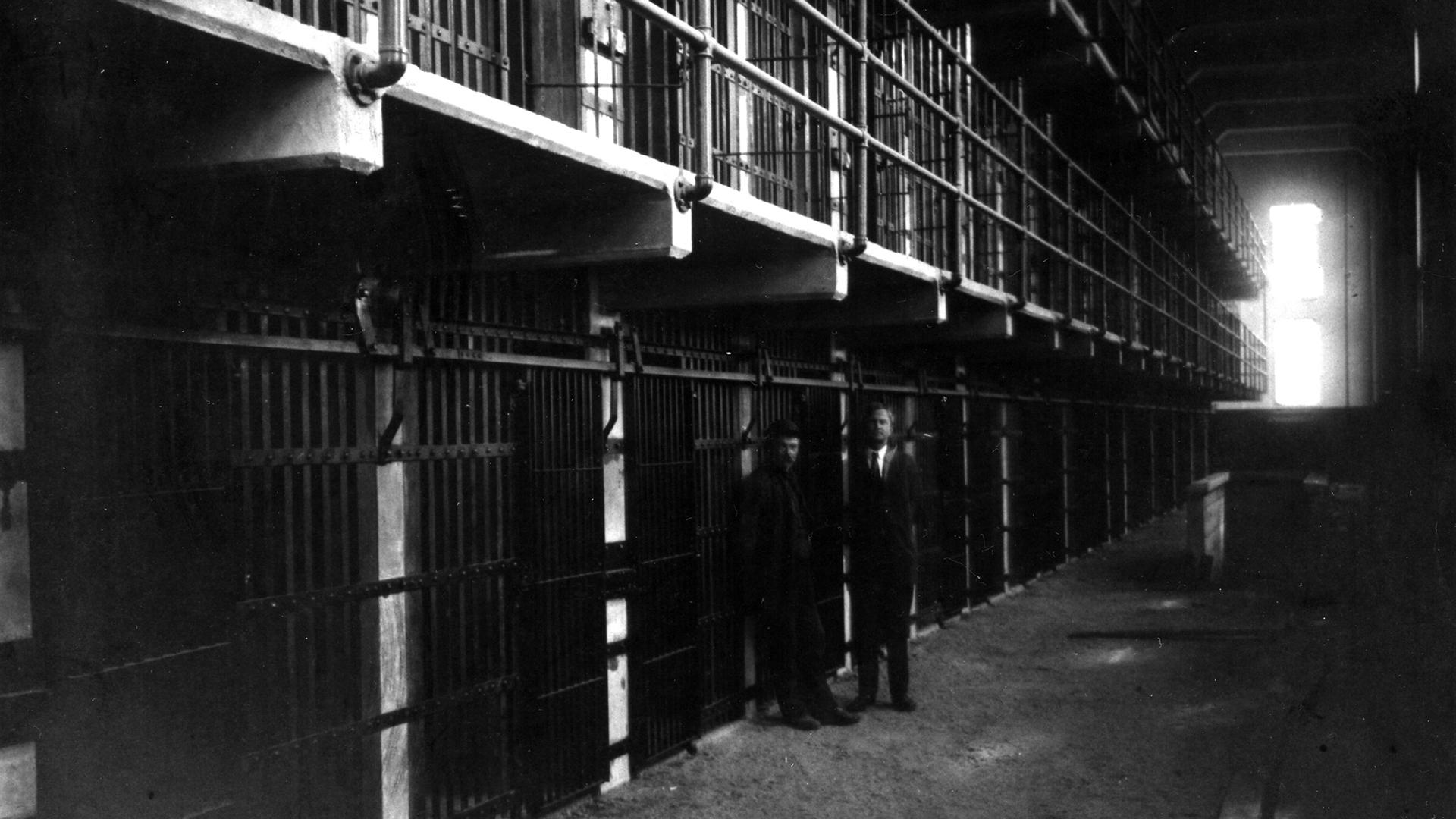 The Gruesome Murders at Alcatraz