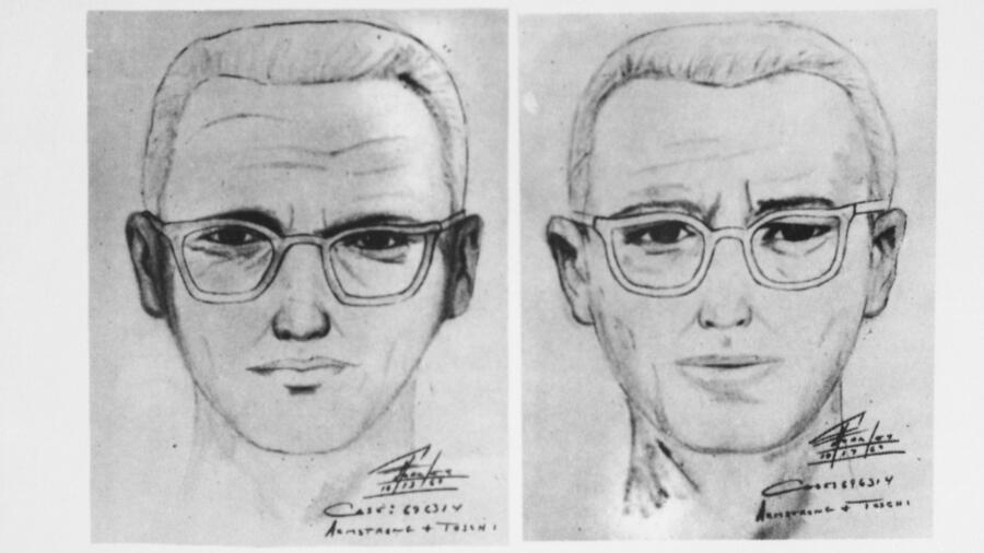 Sketch of the Zodiac Killer