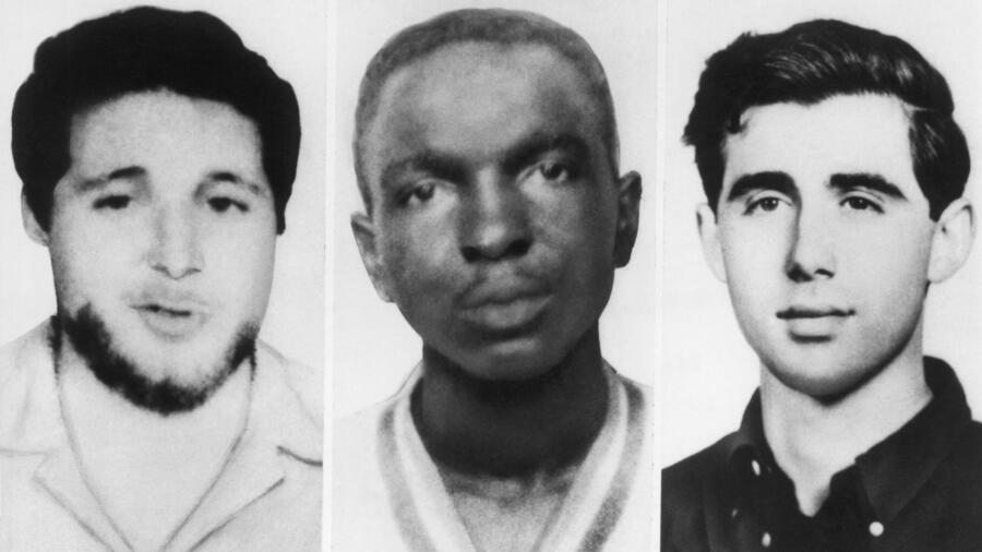 Civil Rights Workers Murdered in the Mississippi Burning Case
