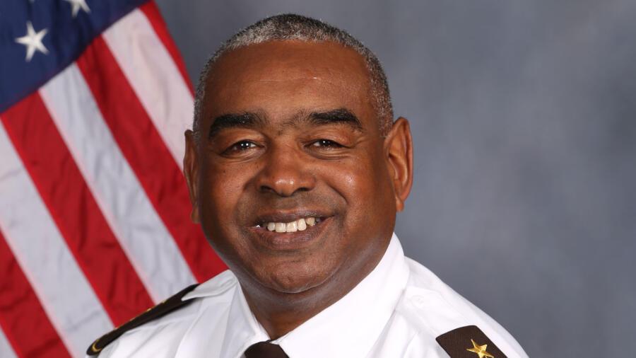 Sheriff Mark Pettway