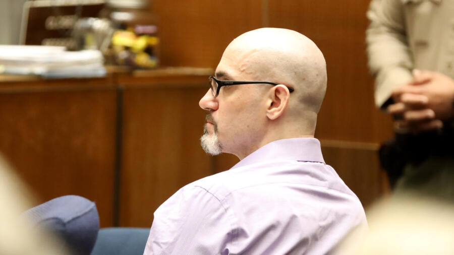 Trial of Serial Killer Michael Gargiulo, known as the Hollywood Ripper