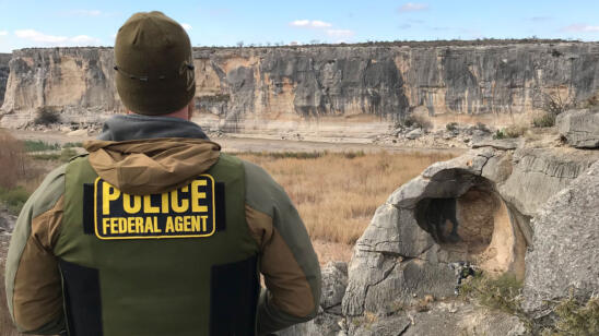 The Crime Solving Detectives of America's National Parks