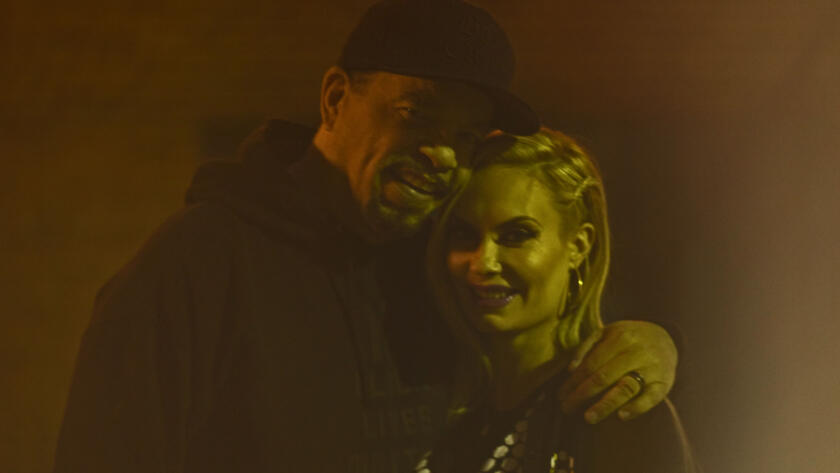 Ice-T and Coco on Celebrity Ghost Stories