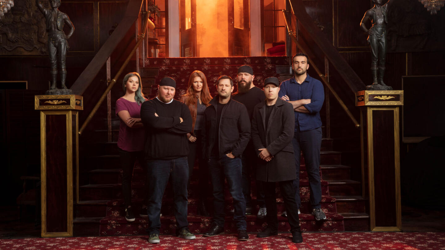 Ghost Hunters Case Files