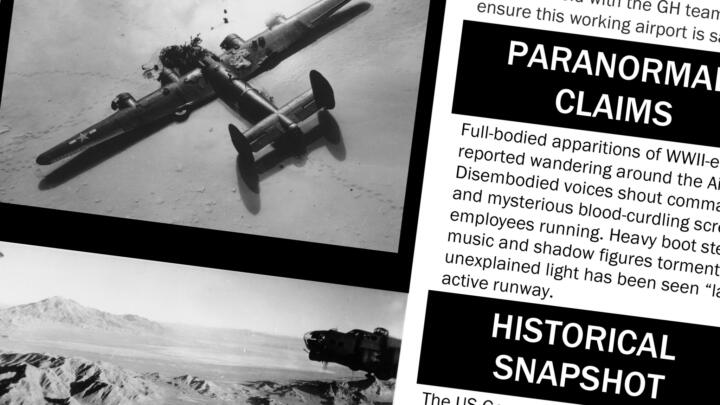 Ghost Hunters Case Files: Wendover Airfield