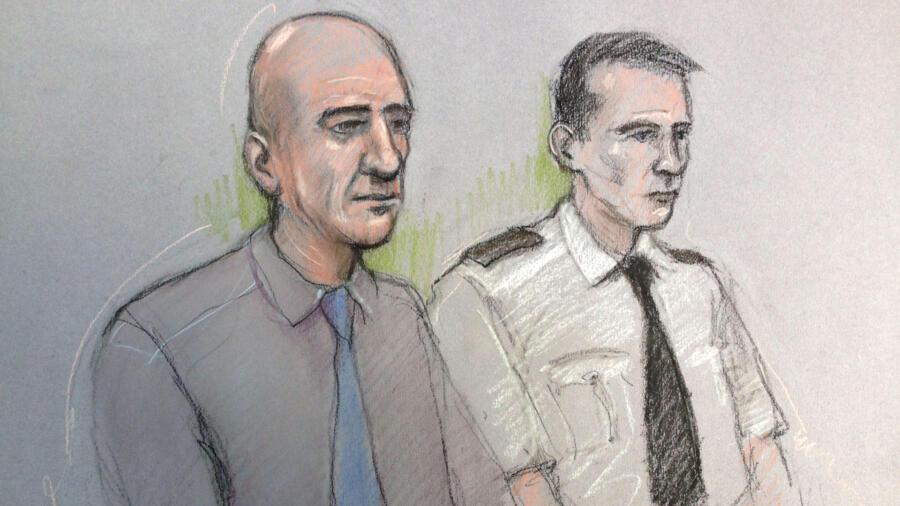 Stephen Port, the 'Grindr Killer'