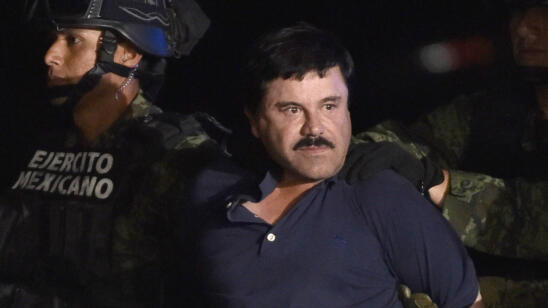 How El Chapo's Obsession for Surveillance Backfired—and Led to His Dramatic Downfall