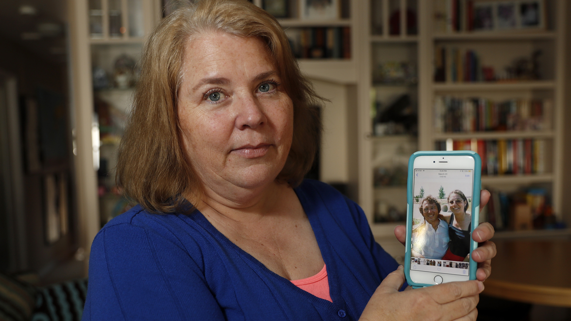 How Survivors of the Golden State Killer Became Fast Friends
