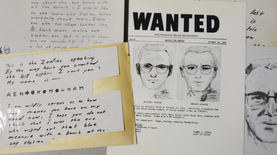 The Zodiac Ciphers: Decoding the Serial Killer's Cryptic Messages