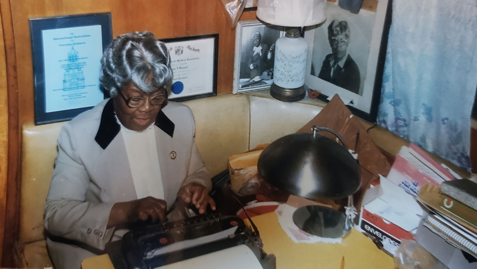 Bessie Blount Griffin: A Black Woman's Journey to Pioneering Forensic Scientist