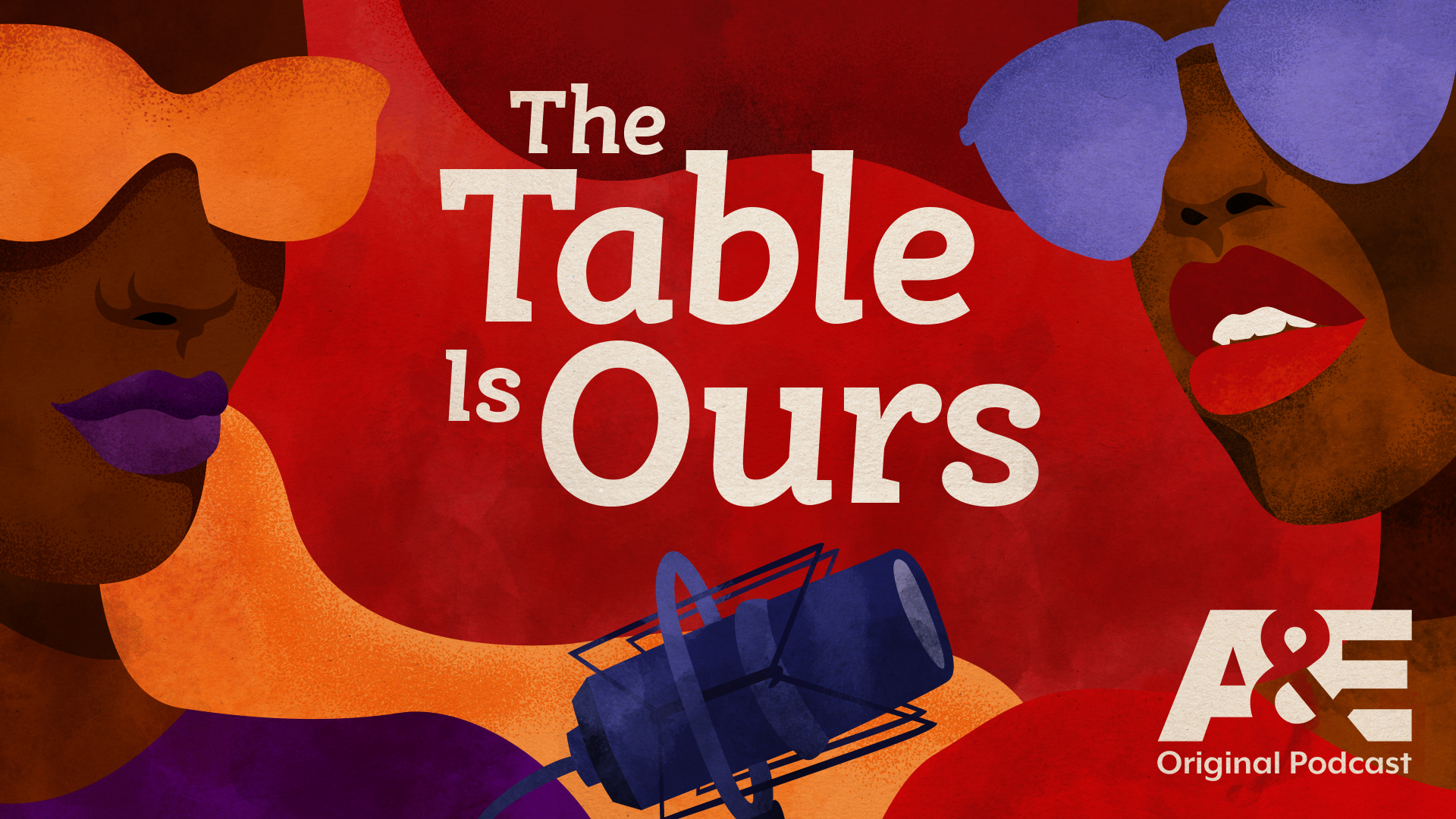 The Table is Ours key art
