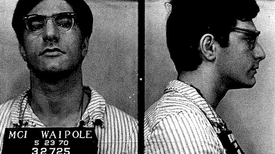 Mugshot of serial killer Tony Costa