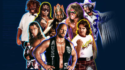 Learn More About Biography WWE Legends