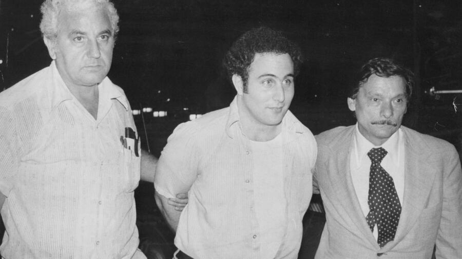 David Berkowitz, the Son of Sam serial killer