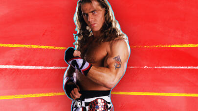 Biography: Shawn Michaels
