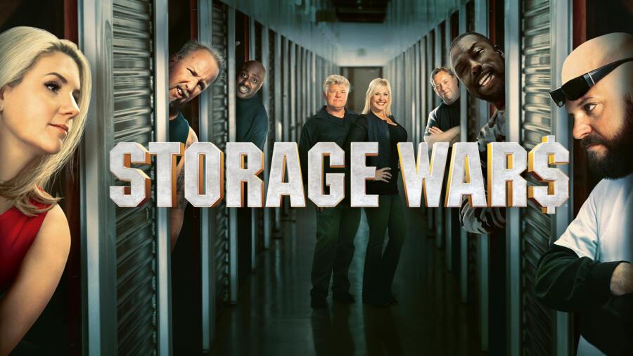 Storage Wars, Season 13 on A&E