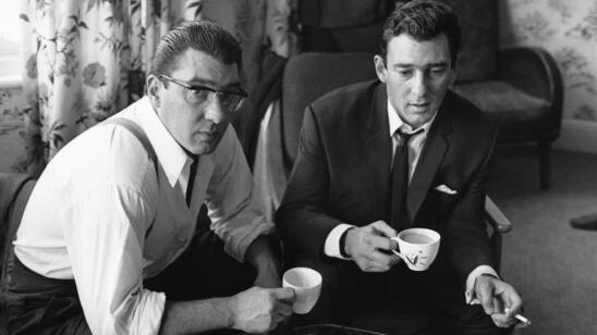 The Kray Twins: British Gangsters Mingled with Celebrities While Murdering