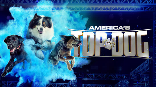 A&E's 'America's Top Dog' Returns for Back-to-Back Seasons on 6/29 Followed by New Series 'An Animal Saved My Life' Premiering 7/6