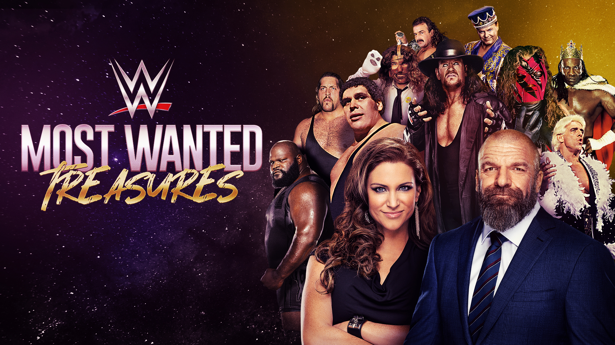Watch WWE MOST WANTED TREASURES Ric Flair