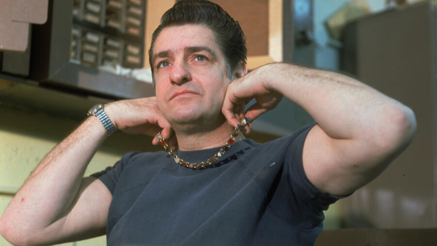 Albert DeSalvo, the Boston Strangler