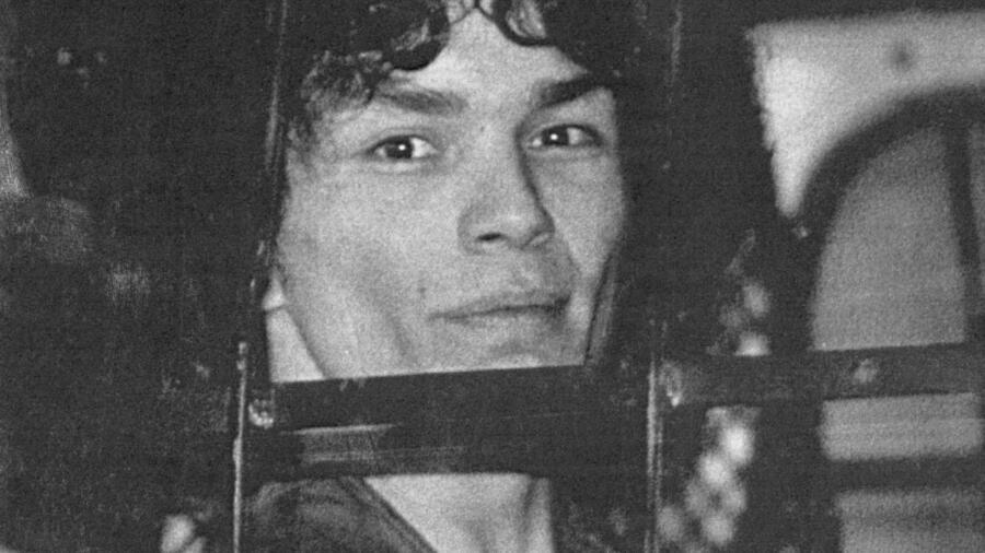 Serial Killer Richard Ramirez, the Night Stalker