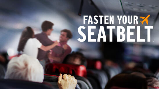 A&E Boards New Series 'Fasten Your Seatbelt' Hosted By Robert Hays Showcasing Shocking Moments In Air Travel Caught On Camera Premiering 7/21