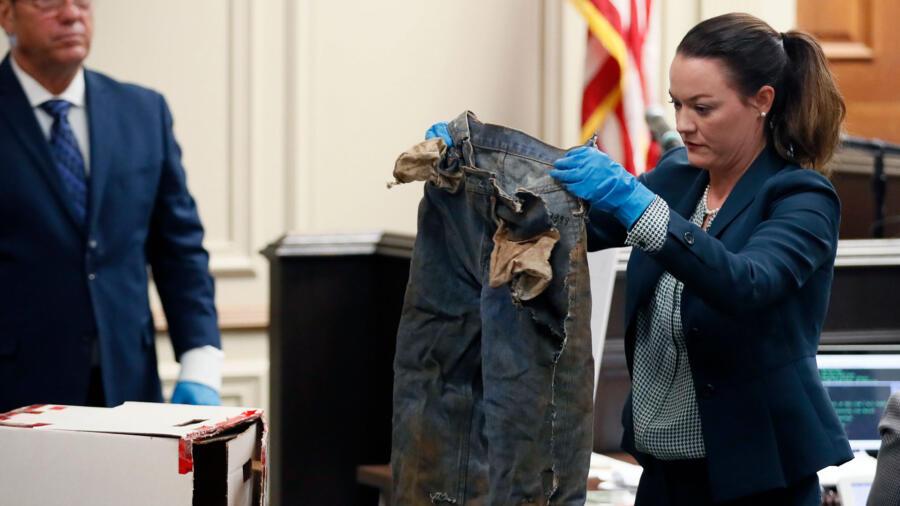 Marie Broder, assistant DA in the Timothy Coggins murder case