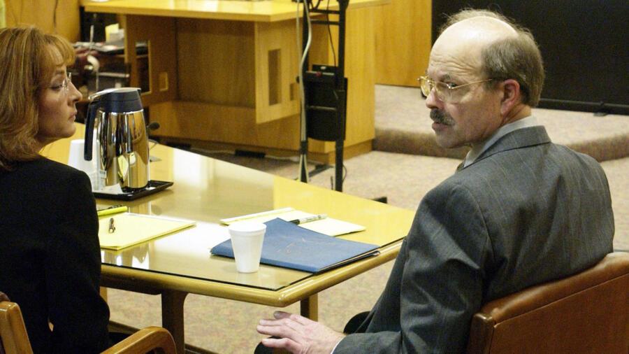 BTK Dennis Rader in Court