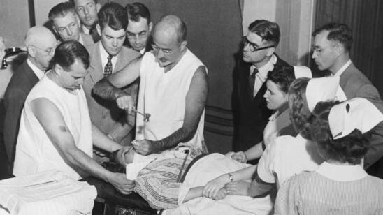 Bad Medicine: Exploring the Human Experiments and Murder Behind Medicine