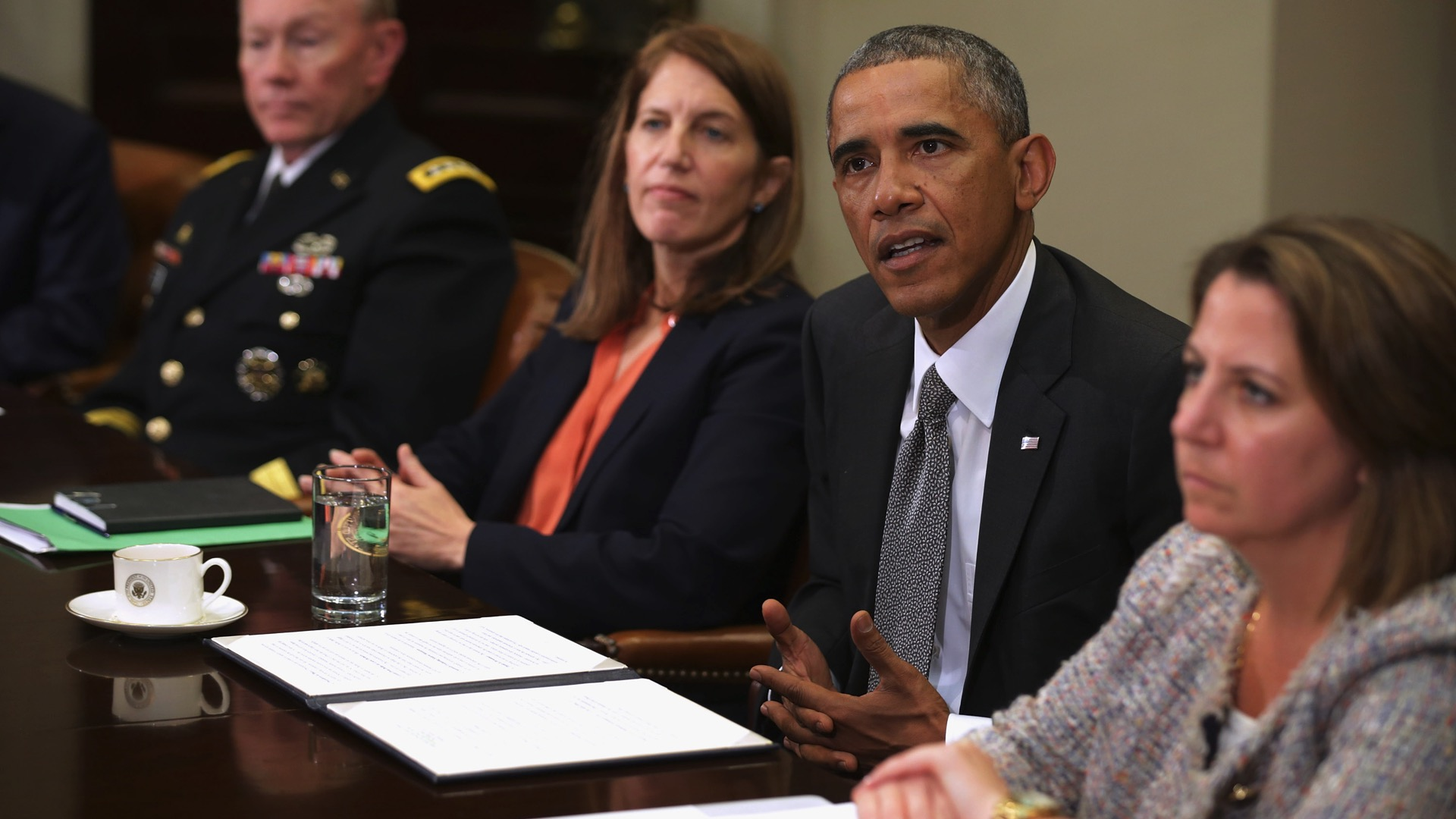 Win Your Next Meeting With This Tip From Obama's Staff