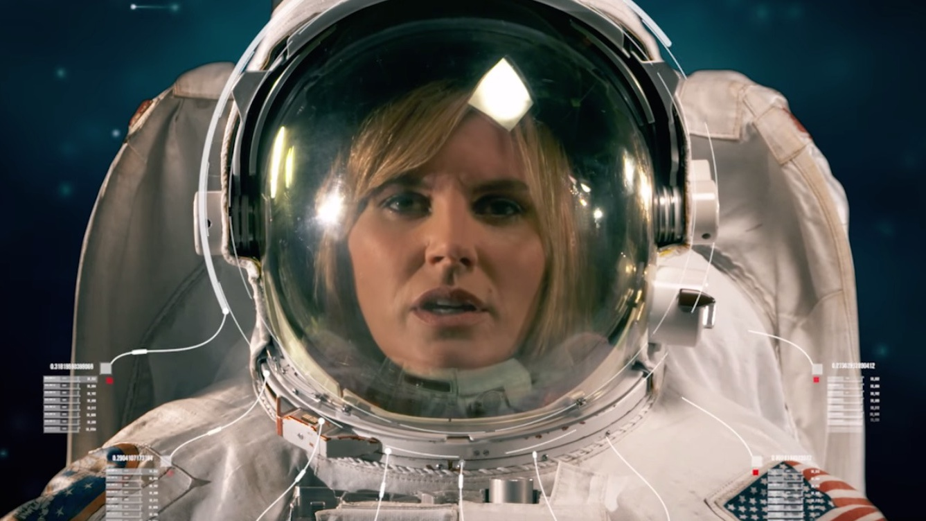 See The Raging Rock Video Starring The Women of NASA