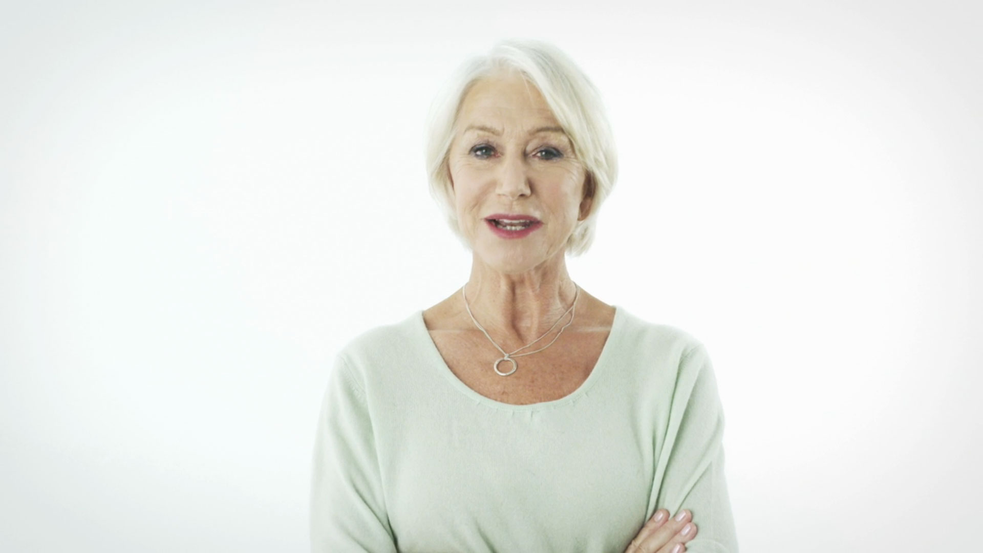 Helen Mirren on the Importance of Giving People the Time to Speak