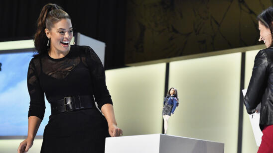 Ashley Graham Just Got Her Own Amazing, Realistic Body-Pos Barbie