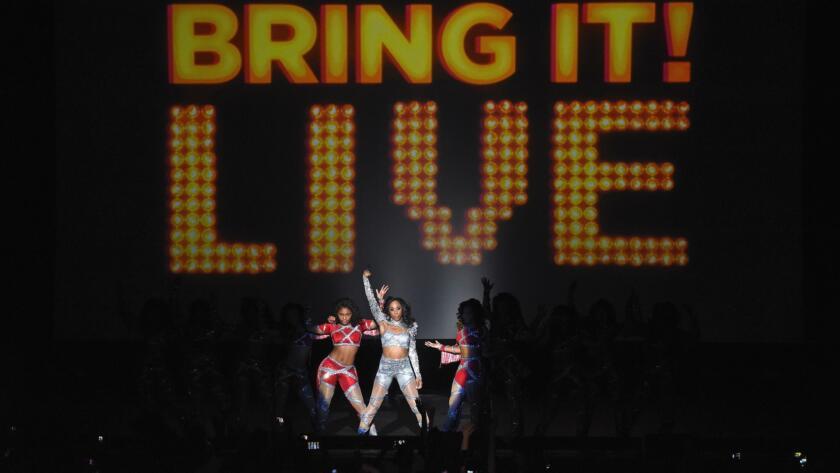 Bring It! Live Tour