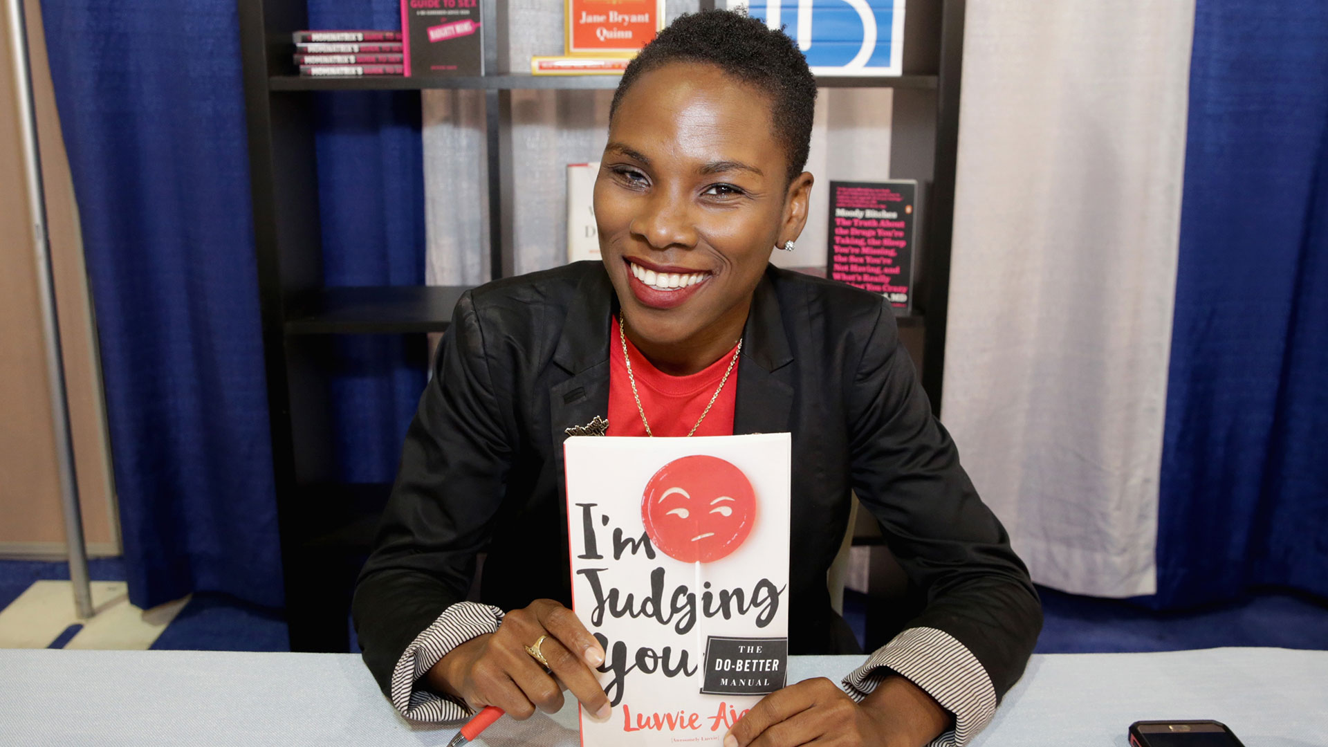 Luvvie Ajayi Excels at Throwing Shade – and Built a Career on It